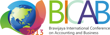 Brawijaya International Conference In Accounting And Business