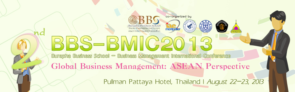 Business Management International Conference