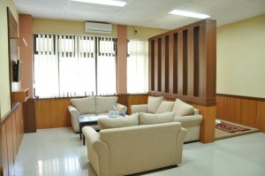 Waiting Room for Faculty Members